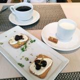 Dessert at Fig and Olive